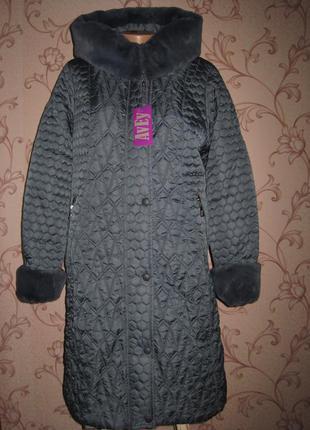 Куртка- пальто женская, зимняя. размер 50,  60 новые! в наличии!