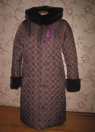 Куртка женская, зимняя. размер 62. новые! в наличии!
