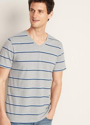 Фирменная мужская футболка old navy, размер м