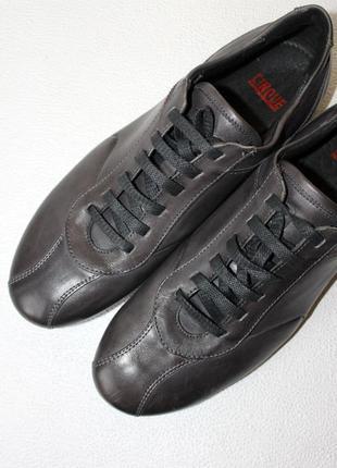 Мужские кожаные спортивные туфли cinque