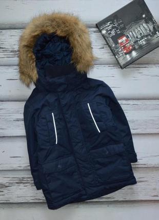 3-4 года куртка парка cubus