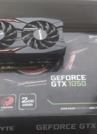 Видеокарта GIGABYTE GeForce GTX 1050 2gb