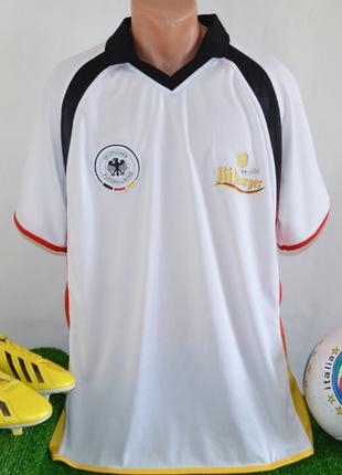 Футбольная спортивная футболка сборной германии bitte ein bit ...