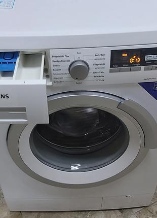 Стиральная машина Сименс Siemens IQ700 WM14S443 8кг А+++ инвертор