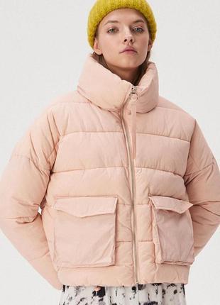 Новая куртка оверсайз