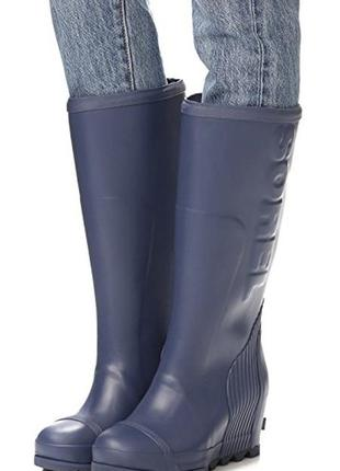 Резиновые сапоги известного бренда sorel, модель  joan™ rain w...