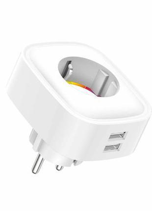 Умная розетка NOUS Smart Wifi Socket A2