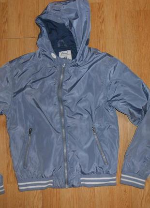 Куртка-ветровка на мальчика 12-13 лет