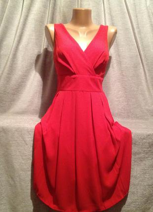 Красивое платье миди.001