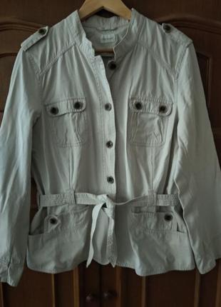 Куртка, ветровка стильная 48 размер casablanca
