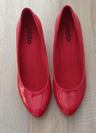 """Стильные туфли известного бренда """"plato"""""""