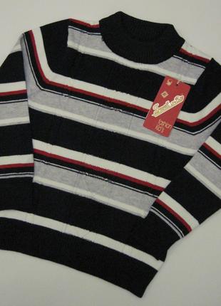 Детский свитер на мальчика Small or Big (120 см - 160 см)