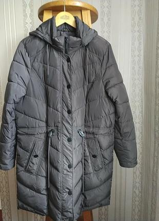 Супер ! отличная женская  демисезонная удлиненная куртка больш...