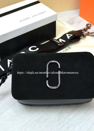 Женская сумка клатч marc jacobs марк якобс   коробка