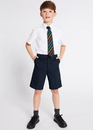 Школьные шорты back to school , 122-128 см