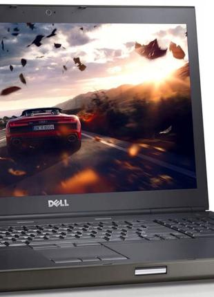 "Ноутбук Dell Precision M4600 15"" IPS Full HD i7 NVIDIA 8GB RAM"