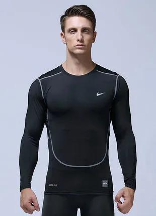 Термо-кофта Nike pro combat core compression