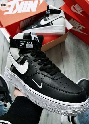 Nike Air Force 1 Hight LV8 black/white