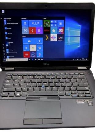 "Ноутбук Dell Latitude E7450 14"" i5 8GB RAM 250GB SSD"