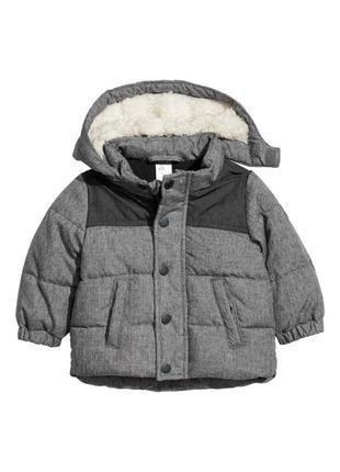 Демисезонная куртка h&m 12-18 мес
