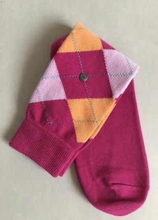 Носочки стильные модные дорогой бренд burlington размер 39-40