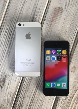 iPhone 5S 16/32Gb Silver/Space Gray Neverlock