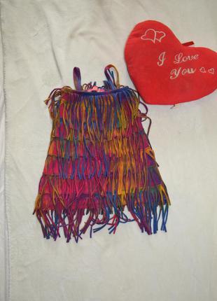 Нежное  платье для маленькой стиляги.puledro