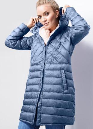 Качественная демисезонная куртка пальто от tchibo(германия),