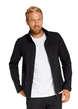 Качественная мужская куртка softshell от tchibo(германия) на м...