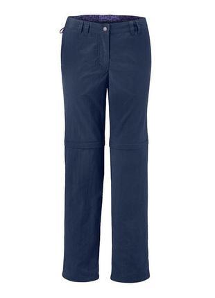 Функциональные брюки-шорты dryactive plus 2 в 1 тсм tchibo гер...
