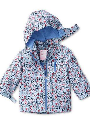 Красивая и качественная куртка-дождевик, ecorepel® от tchibo(г...