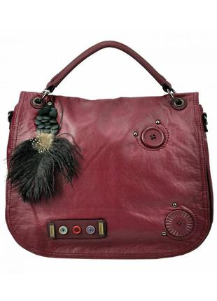 Женская сумка из экокожи gregorio tb-g19