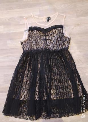 Кружевное платье 🌺🌹