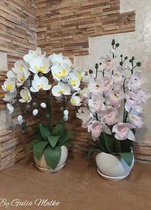 Светодиодный светильник - орхидея