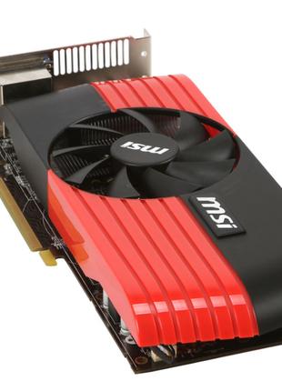 Видеокарта MSI Radeon HD6870, 1Gb GDDR5, 256bit, PCI-E, 2xDVI, HD
