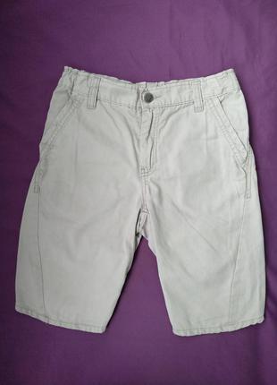 """Стильные шорты """"h&m"""" р.140 мальчику 9-10лет"""