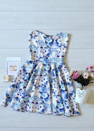 Ніжне плаття в квіти boohoo