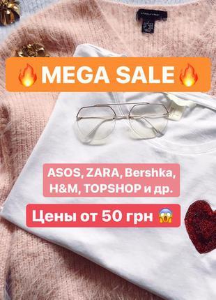 Sale очень низкие цены 😍 хлопковое платье в горошек topshop