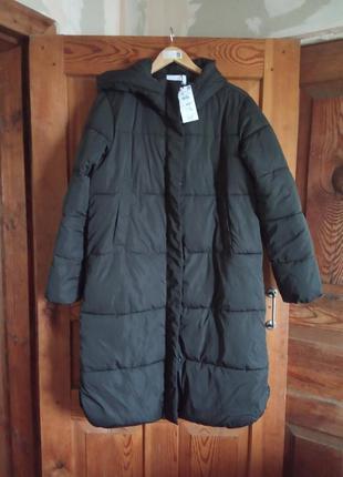 Демісезонна куртка-пальто 50-52