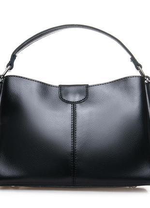 Небольшая женская сумка из натуральной кожи жіноча шкіряна