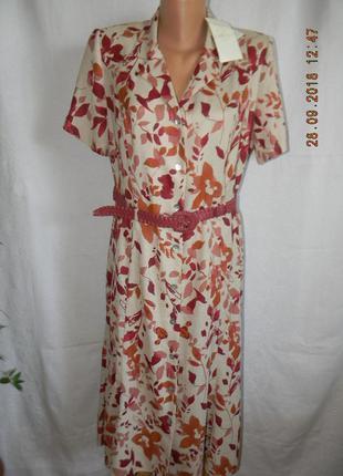 Новое платье с принтом estex