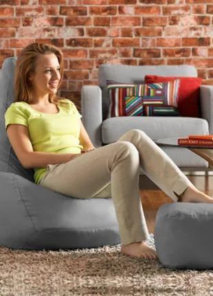 Кресло мешок пуфик груша  XL 120х85 см