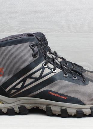 Легкие мужские ботинки timberland оригинал, размер 42.5