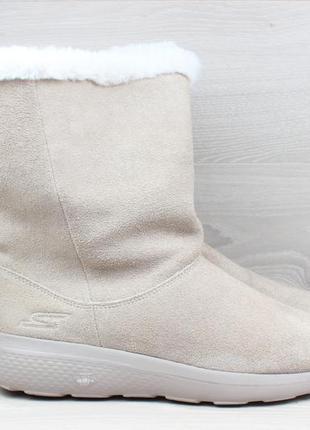 Зимние сапоги / ботинки с мехом  skechers оригинал, размер 39 ...
