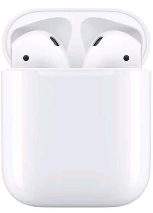 Apple AirPods 2019 ( 2 поколения).