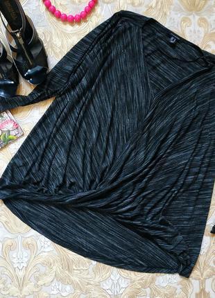 Нарядная блуза. на бирке- 14 р-р(48-50)