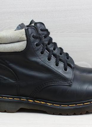 Кожаные ботинки dr. martens оригинал англия, размер 39 - 40