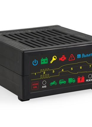 Новое! Зарядное устройство интелектуальное Вымпел 56 для авто