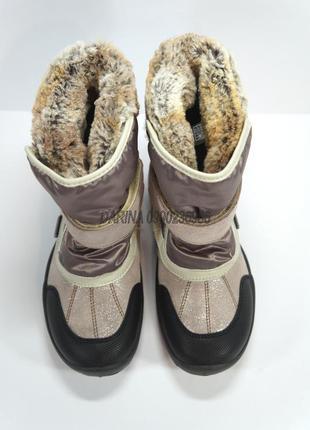 Термо ботинки bamaтex  32р. зима.