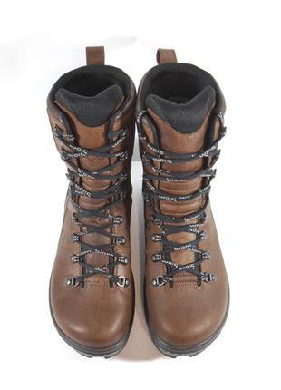 Ботинки ecco biom hike. оригинал.40, 41р. gore-tex
